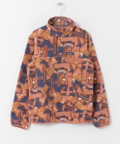 patagonia Ws LW Synch Snap-T Pullover