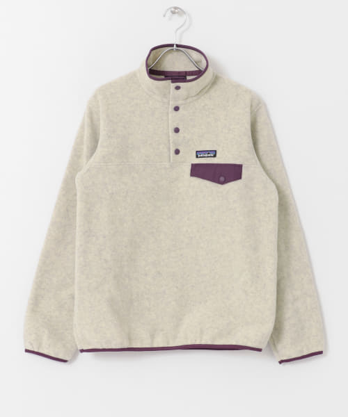 [DOORS][patagonia Ws LW Synch Snap-T Pullover]