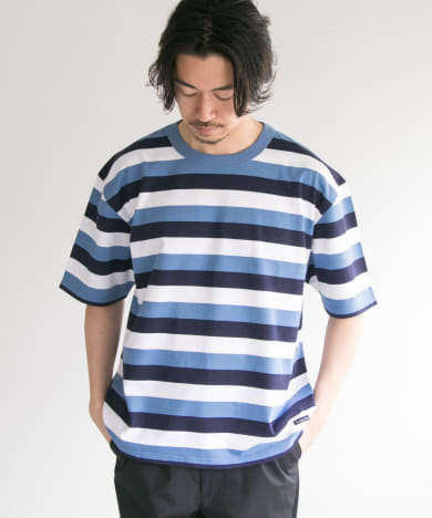 Armor lux×URBAN RESEARCH TRICOLORE T-SHIRTS
