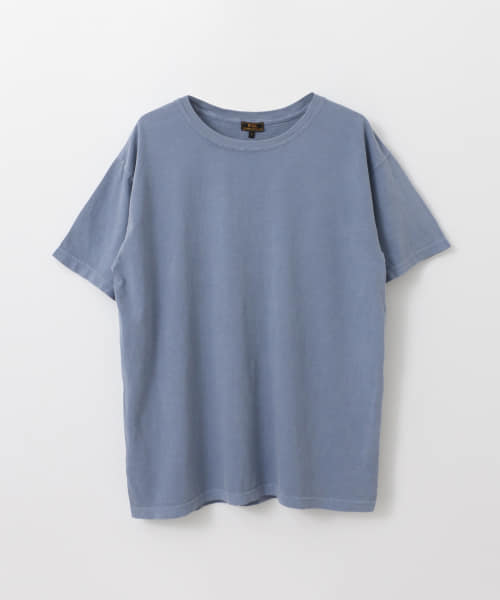 [FREEMANS SPORTING CLUB][FREEMANS SPORTING CLUB Garment Dyed T-SHIRTS]