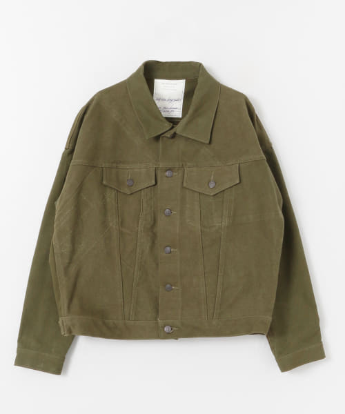 [URBAN RESEARCH][READYMADE OVERSIZE WORKJACKET]