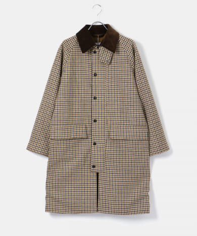Barbour BURGHLEY W/B CHECK