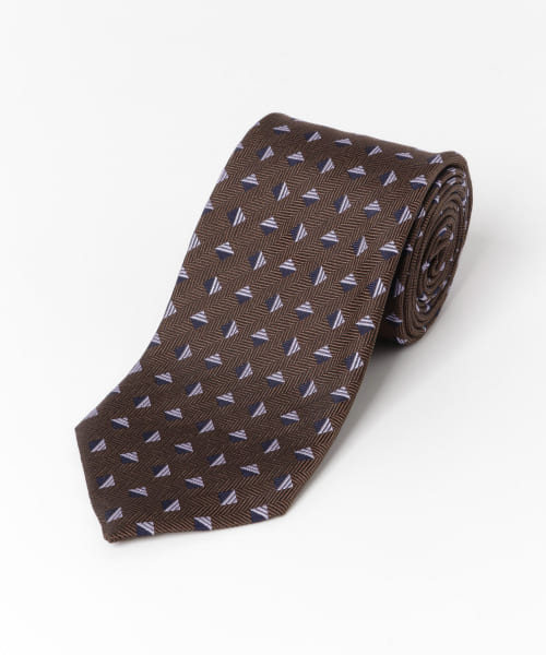 [URBAN RESEARCH][URBAN RESEARCH Tailor SQUARE PATTERN TIE]
