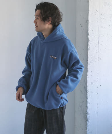 ALTUS Mountain Gear×DOORS 別注 FLEECE HOODIE