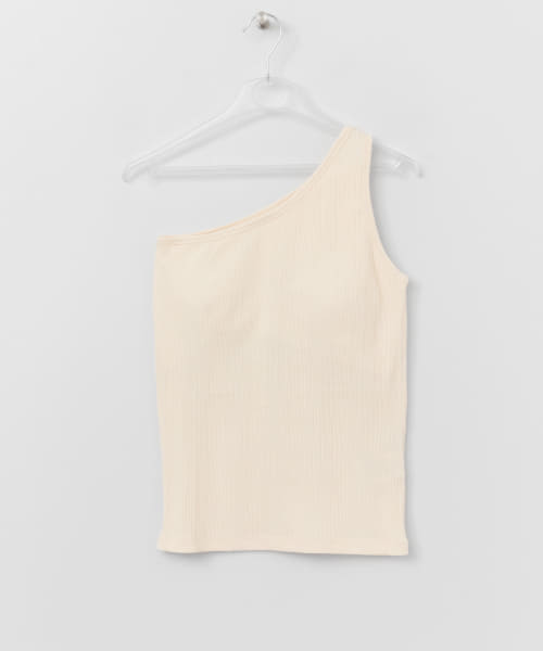 [LAATO][CUP IN ONE SHOULDER TANK]