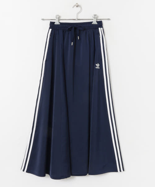 [Sonny Label][adidas ORIW LONG SATIN SKIRT]