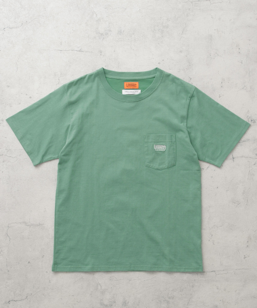 [URBAN RESEARCH][【別注】UNIVERSAL OVERALL×URBAN RESEARCH エンブロイダリーTシャツ]