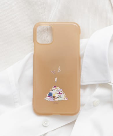 commpost iPhoneXI CASE fuku