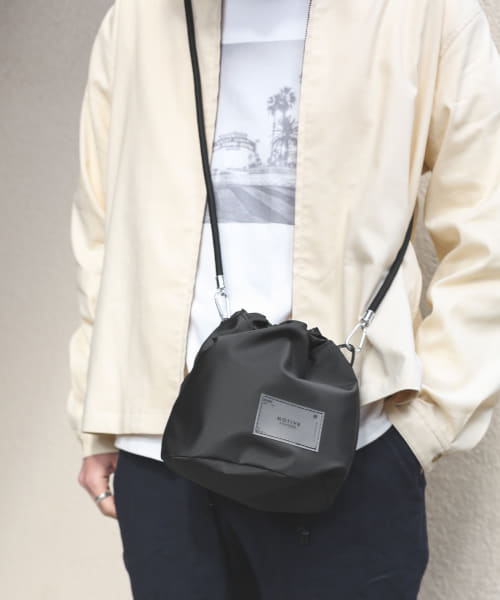 [Sonny Label][【別注】CANTERA 巾着BAG]
