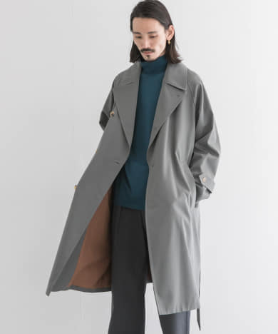 ULTERIOR COVERT CLOTH OVER COAT