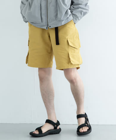 NORTH BY NORTHEAST NT-SMU-LG RIPSTOP SHORTS