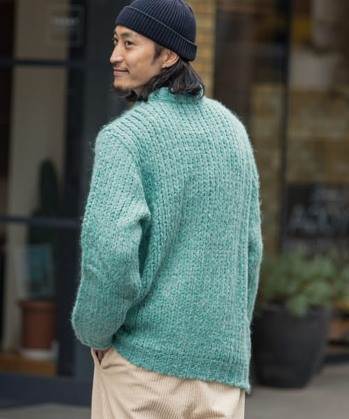 [Sonny Label][【別注】TRICOTS JEAN MARC Special Order Knit]