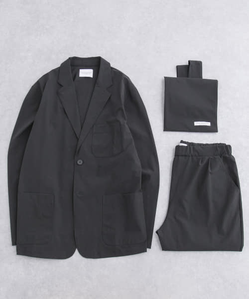 [URBAN RESEARCH][360°STRETCH SET UP PACK]