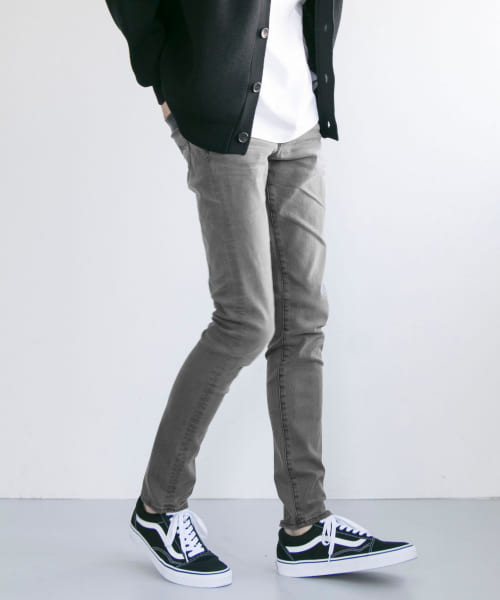 [URBAN RESEARCH][WHEIR Bobson SKINNY JEANS]