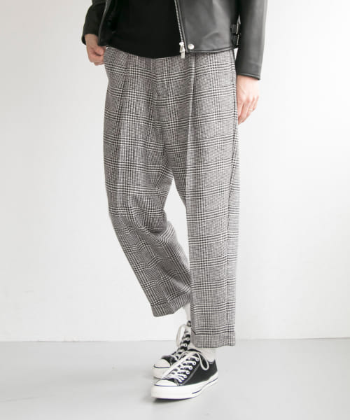 [URBAN RESEARCH][CEASTERS×URBAN RESEARCH 別注1TUCK TROUSER]