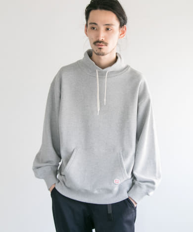 Vincent et Mireille BOTTLE NECK PULLOVER