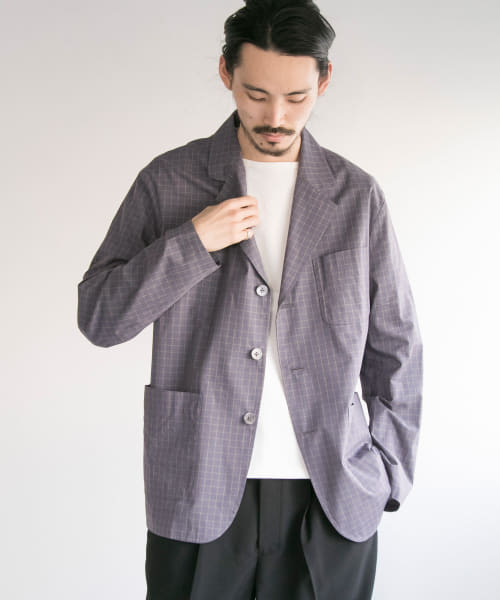[URBAN RESEARCH][COSEI RELAX JACKET]