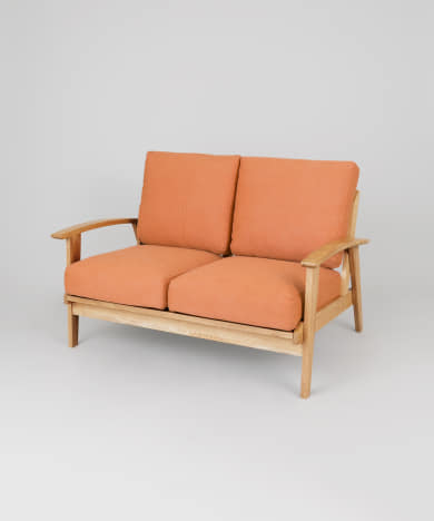 Bothy Canvas Sofa 2P オーク無垢材
