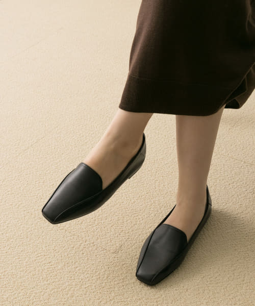 [URBAN RESEARCH][MILLIWM×URBAN RESEARCH 別注FlatLoafer]