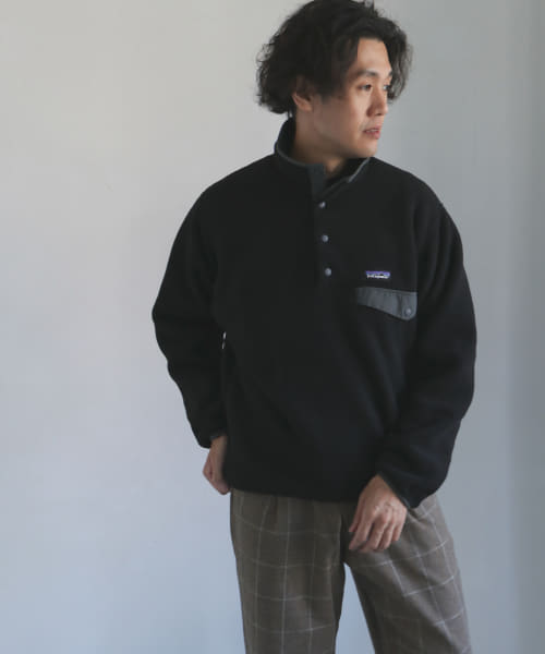 [DOORS][patagonia Ms LW Synch Snap-T Pullover]