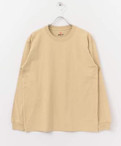 BEEFY LONG SLEEVE T-SHIRT