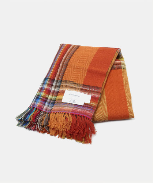 [URBS][THE INOUE BROTHERS multi coloured scarf]