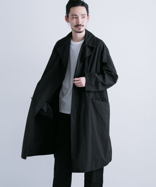 [URBAN RESEARCH][TEATORA DEVICE COAT Packable]