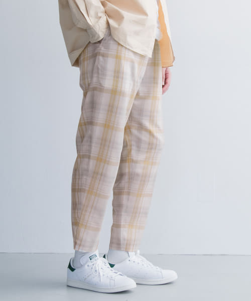 [URBAN RESEARCH][WELLDER Drawstring Easy Trousers]