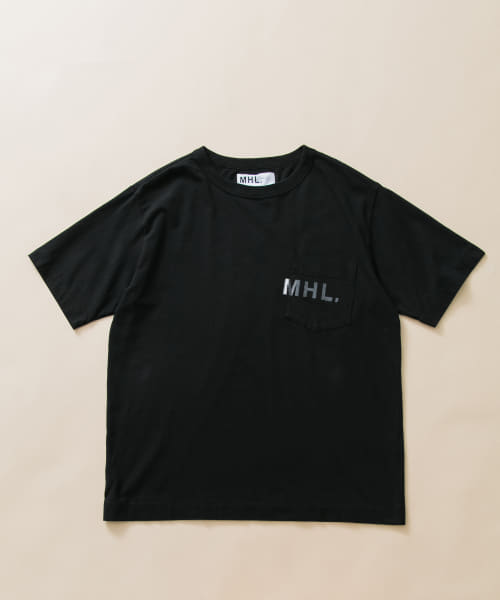 [URBAN RESEARCH][MHL. PRINTED COTTN JERSEY]