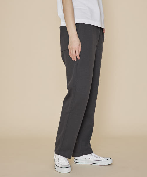 [DOORS][UNIFY Tapered Knit Pants]