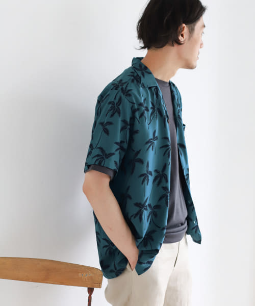 [DOORS][【別注】HAWAII MADE ALOHA SHIRTS]