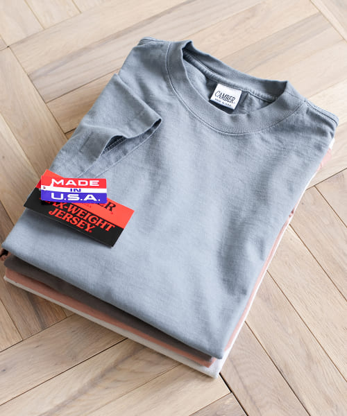 [DOORS][【別注】CAMBER×DOORS 8oz MAX WEIGHT T-SHIRTS]