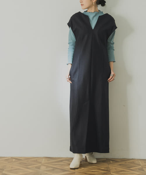 [URBAN RESEARCH][CURRENTAGE ワンピース]