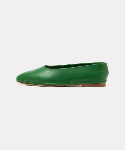 [URBS][【URBS限定】WANDERUNG 別注 exclusive flat shoes]