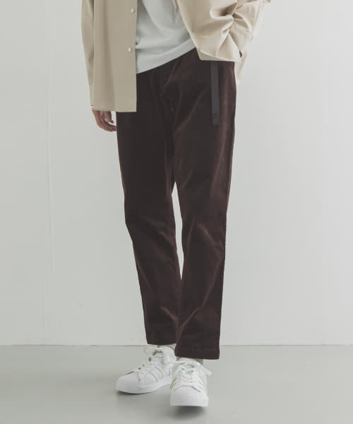 [URBAN RESEARCH][【別注】GRAMICCI×URBAN RESEARCH CORDUROY STRETCH PANTS]