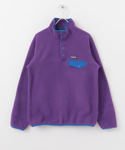 [DOORS][patagonia W's LW Synch Snap-T-shirts Pullover]
