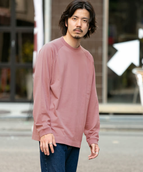 [Sonny Label][TROO isp Rose 30//2 Long-Sleeve]