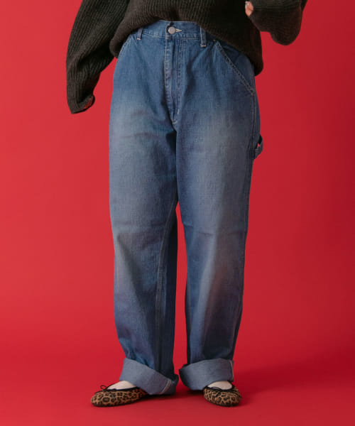 [POP UP SHOP][ordinary fits PAINTER PANTS/used]
