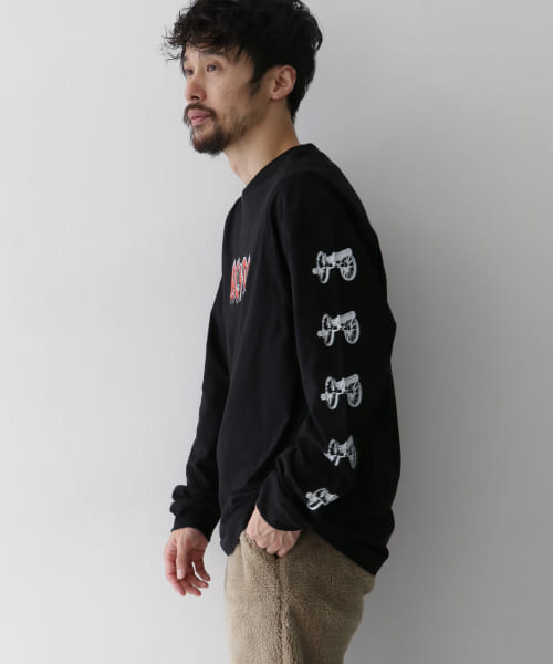 [Sonny Label][DC SHOES ACDC ABOUT TO ROCK LONG-SLEEVE]