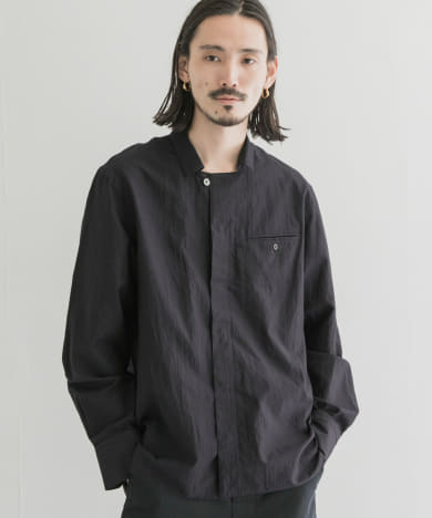 URU FLY FRONT LONG-SLEEVE SHIRTS