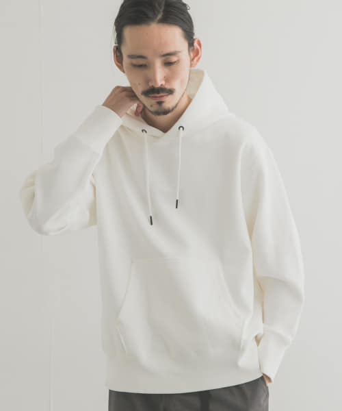 [URBAN RESEARCH][TECH SWEAT HOODIE]