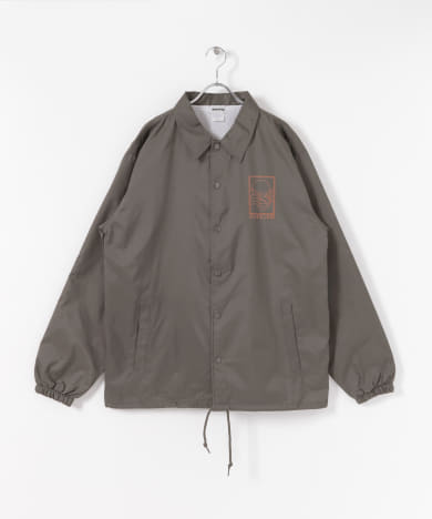 DAWNING coach jacket by TEITO