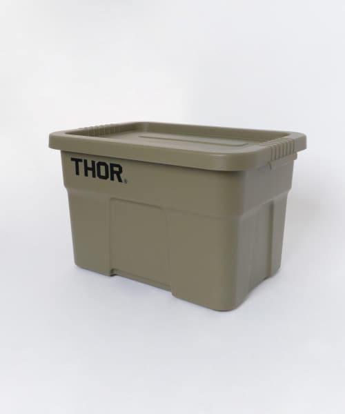 [TINY GARDEN][THOR LARGE TOTES WITH LID 22L]
