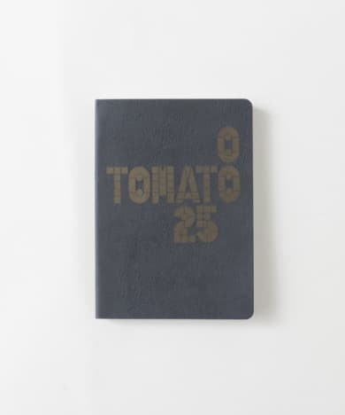 A6 TOMATO 25 LEATHER NOTE