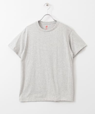 HANES PREMIUM JAPAN FIT CREW-NECK T