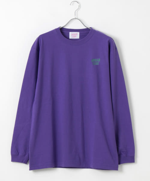 [POP UP SHOP][URBAN TUBE LONG-SLEEVE T-SHIRTS]