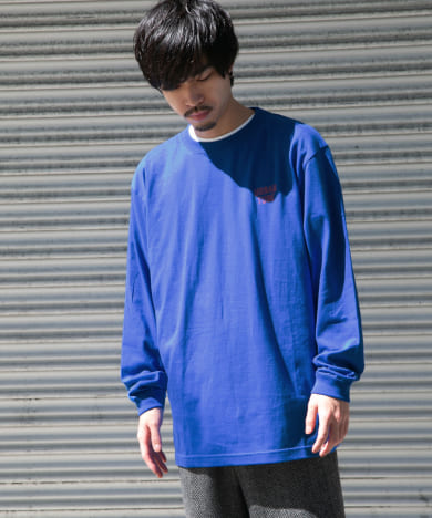 URBAN TUBE LONG-SLEEVE T-SHIRTS