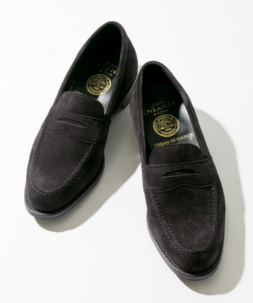 [URBAN RESEARCH][CHEANY×URBAN RESEARCH 別注SUEDE LOAFER]