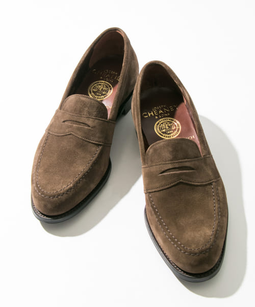 [URBAN RESEARCH][JOSEPH CHEANEY×URBAN RESEARCH 別注SUEDE LOAFER]