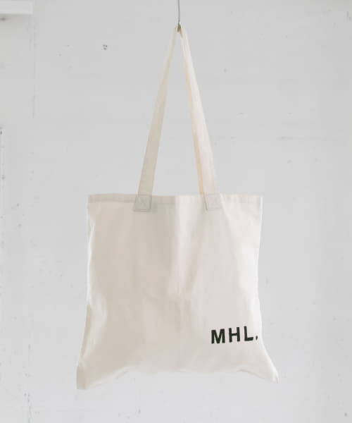 [URBAN RESEARCH][MHL. LIGHT COTTON DRILL BAG]